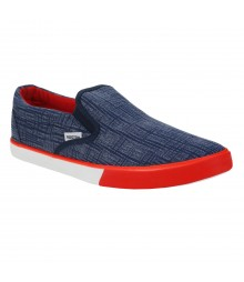 Vostro Blue Casual Shoes Storm for Men - VCS0452